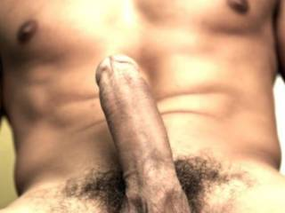 Damn Baby, Now that is one Hot Pic and a gorgeous cock!  mmmmmm