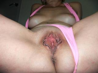you have such a perfect pussy, and when its like this its an open invite for me to cum in!