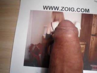 jerk a load of cum on my wife.  I love watch guys fuck my wife.  she loves fucking other guys in front of me