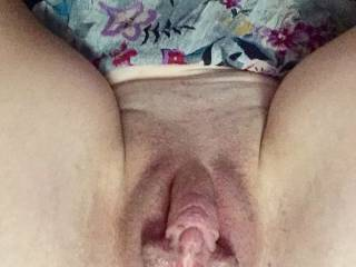"I'm so fucking horny 😈 I need a good pussy eater and a good pounding with your cock!  You ""down""?!"