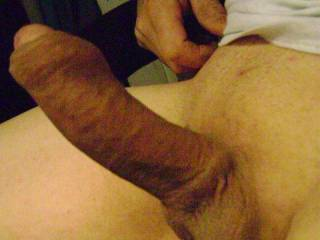 love a thick uncut cock just like mine!!! love to slow peel it back and suck it real hard!!!
