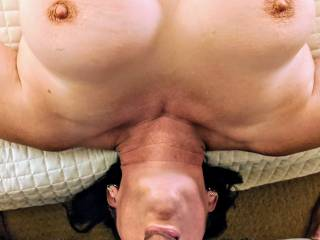The wife loves cock filling her up.