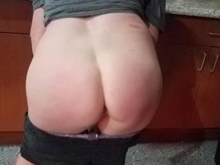 Butt flash