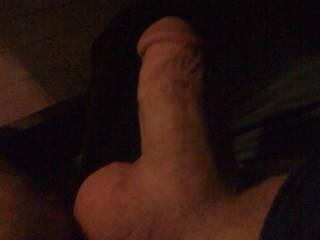 Nice cock dude! Nice big balls!
