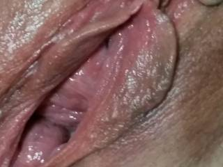 I don't like tight pussy because my huge cock will not fit. I like it open so i can go balls deep watch that woman squirt down my balls mmm.