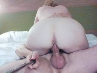 Hot!! Love you to test my hand or should I say cock!!!xxx