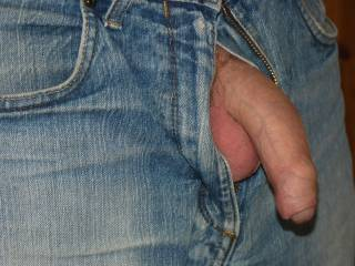 Anyone want to pull back my foreskin and give me a hand?