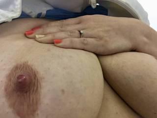 Do you like big nipples? xx