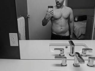 just showing off my D* bod.. i\'m a work in progress, but hope you enjoy the view