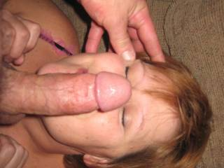 nice pic. i'd luv 2 rub my cock on her lovely face!!!!