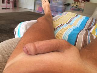 One beautiful Uncut COCK..wish I was there.