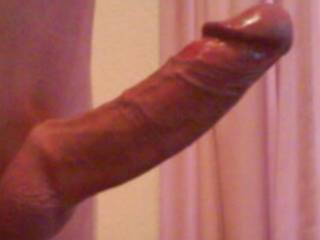nice cock, wish it was wet with my juice after you had easd it in2 my tight wet pussy xxx