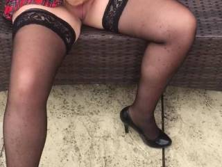 I want to watch her get ruined by huge black cock