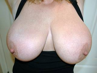 Like her big titties?
