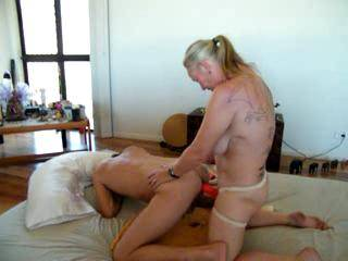 Great vid..I like a woman who will use a strap on..on me..!!!..and having fun..!!!