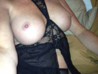 I love showing my tits