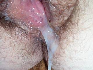 Never think an old lady doesn\'t like getting filled with a big cock and filled with his hot cum.