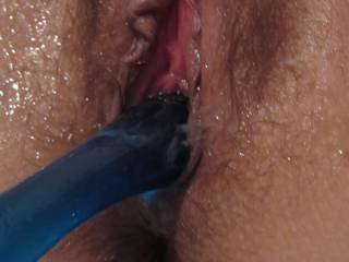 mmmmmmmmmmmm i love how wet you are...wish i could taste your juice