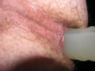 my sex toy big dick in my ass