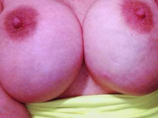 My load would look amazing on these beautiful breasts!