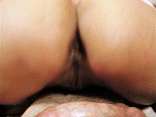 Homemade anal cum parts