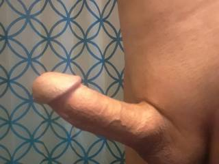 Another stiff dick pic.