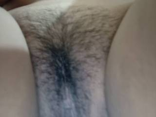 Rendy ask if you wanna lick her hairy pussie ?