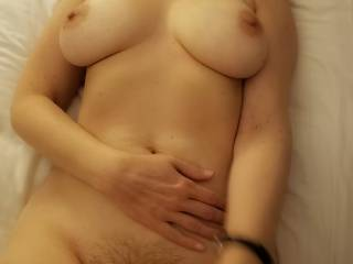 filled pussy