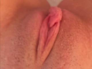 Waiting for my boyfriend to come lick my pussy