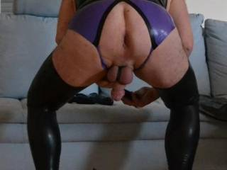 That is one nice man pussy! The wife and I would love to fuck it and eat it!