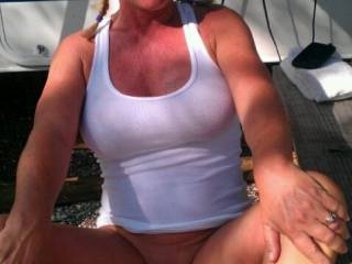 Milf wife ready to fuck