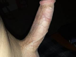 You got to love morning wood,it hurts so good.