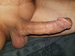 Big bald cock