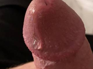 Just spending a lot of time on edge. I precum a lot! Do you like it?
