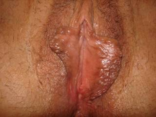 my wife\'s nice tasting pussy, wanna lick?