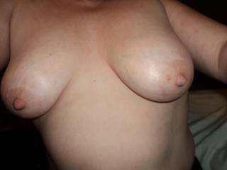 glad you like them and my nipples love to be sucked hard