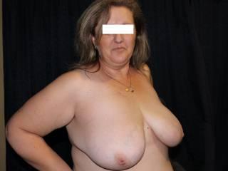 Who likes nice big soft bbw tits?