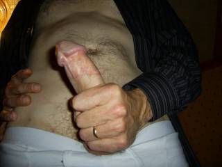 a hand, mouth, tongue, pussy for it to slot into as well