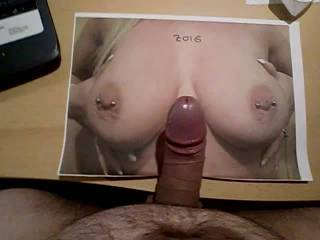 nice pierced tits