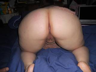 Very Nice!! Can I put my 8in cock balls deep inside of you??