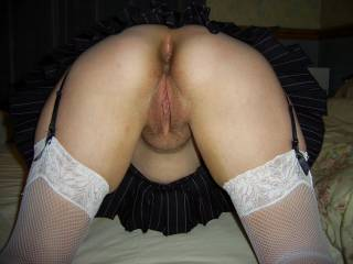 I LIKE A GREAT PUSSY AND A FANTASTIC ASS....YOU GOT THEM BOTH....