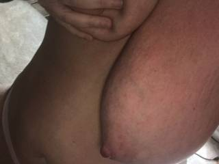 Feeling increbly sexy the morning after being used and fucked!! I love how sore my ass and pussy are!!