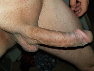 Big stiff dick