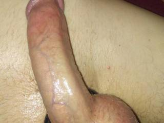 After a wet sloppy blow job.who wants to give me another wet sloppy bj