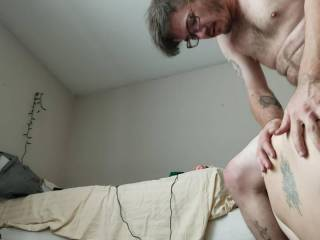 Fuck session with  my thick horney wife