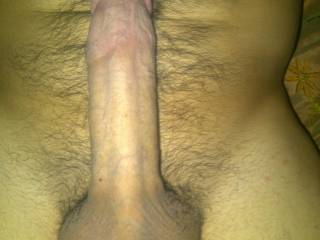 nice thick cock my pussy would enjoy that