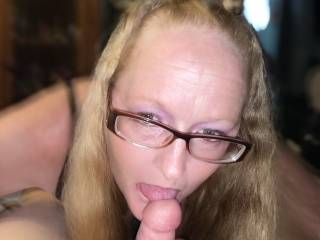 Love sucking cock