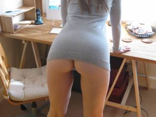 naughty, cheeky me!!