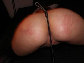 And not to give her one up the pooper :-)  couldn't resist, she has an ass that demands to be fucked hard and deep