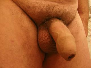 Absolutely magnificent cock! Like your foreskin!